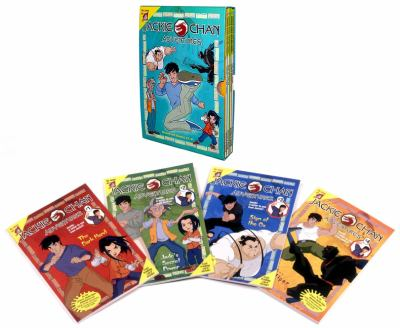 Jackie Chan Adventures Boxed Set (Books 1-4) 9780448431475