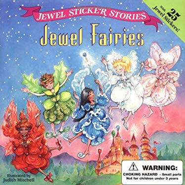 Jewel Fairies 9780448421926