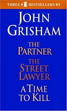 John Grisham: The Partner/The Street Lawyer/A Time to Kill 9780440804925