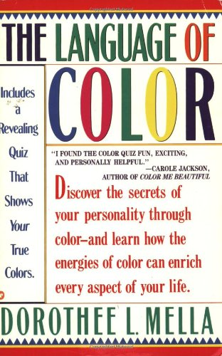 Language of Color 9780446387811