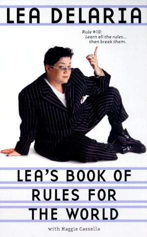 Lea's Book of Rules for the World 9780440508540