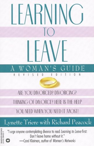 Learning to Leave: A Women's Guide 9780446394833