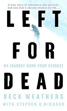 Left for Dead: My Journey Home from Everest 9780440237082