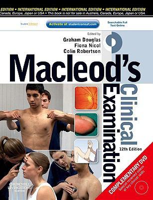 MacLeod's Clinical Examination 9780443068454