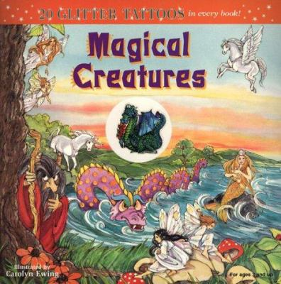 Magical Creatures: 4 9780448419862