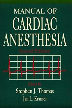 Manual of Cardiac Anesthesia 9780443085802