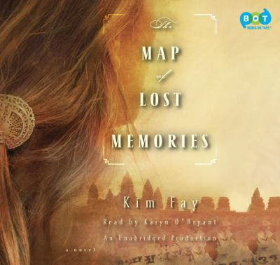 Map of Lost Memories (Lib)(CD) 9780449011461