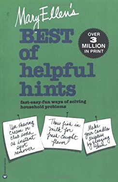 Mary Ellen's Best of Helpful Hints 9780446381215