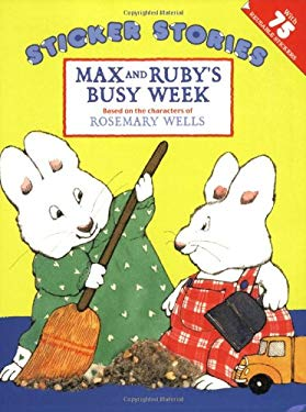 Max and Ruby's Busy Week 9780448428536