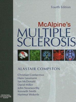 McAlpine's Multiple Sclerosis 9780443072710