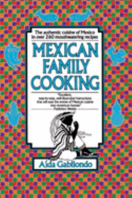 Mexican Family Cooking 9780449906835