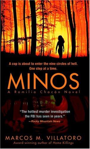 Minos: A Romilia Chacon Novel 9780440242215