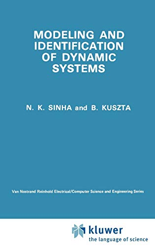 Modelling and Identification of Dynamic Systems 9780442281625
