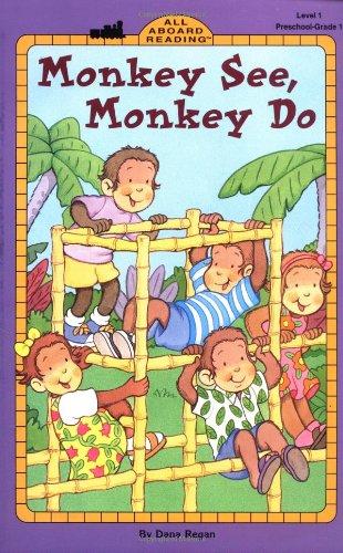 Monkey See, Monkey Do 9780448422992