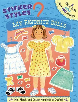 My Favorite Dolls 9780448420769