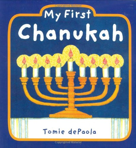 My First Chanukah 9780448448596