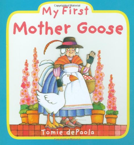 My First Mother Goose 9780448451992