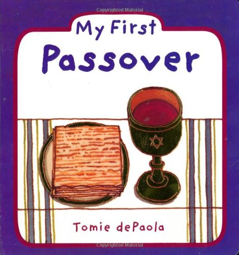 My First Passover 9780448447919