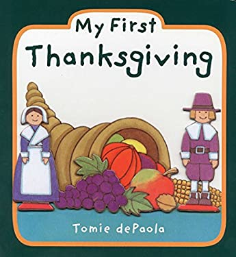 My First Thanksgiving 9780448448572