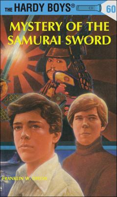 Hardy Boys 60: Mystery of the Samurai Sword 9780448436975