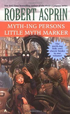 Myth-Ing Persons/Little Myth Marker 2-In-1 9780441009534
