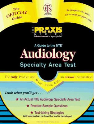 NTE: Audiology: Specialty Area Test 9780446396028