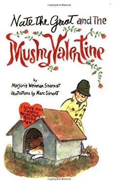 Nate the Great and the Mushy Valentine 9780440410133
