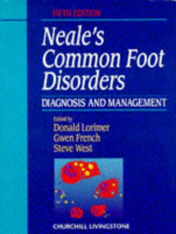 Neale's Common Foot Disorders 6/E 9780443052583