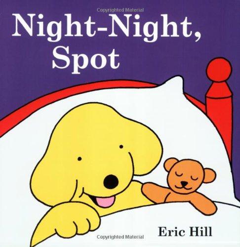 Spot: Night-Night, Spot 9780448438108