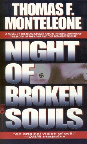 Night of Broken Souls 9780446605779