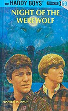 Hardy Boys 59: Night of the Werewolf 9780448436968
