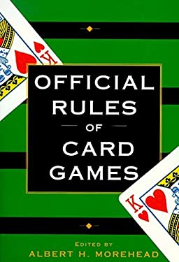 Official Rules of Card Games 9780449911587