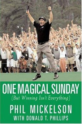 One Magical Sunday: But Winning Isn't Everything 9780446578639