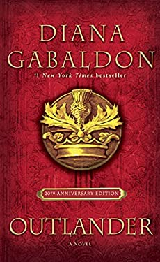 Outlander (20th Anniversary Edition) 9780440423201