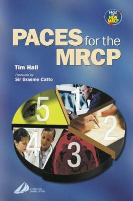 Paces for the MRCP 9780443071904