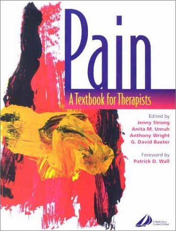 Pain: A Textbook for Therapists 9780443059780