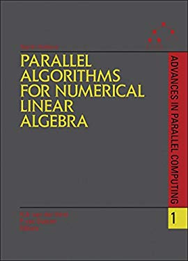 Parallel Algorithms for Numerical Linear Algebra 9780444886217