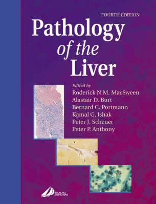 Pathology of the Liver 9780443061813