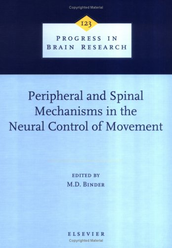 Peripheral and Spinal Mechanisms in the Neural Control of Movement 9780444502889