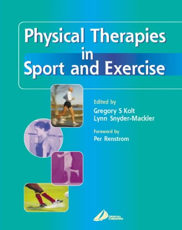 Physical Therapies in Sport and Exercise 9780443071546