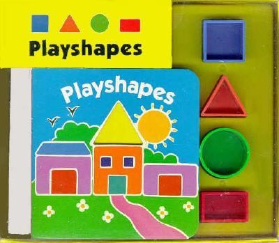 Playshapes [With Four Plastic Blocks] 9780448416281