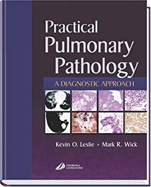 Practical Pulmonary Pathology 9780443066313