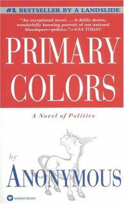 Primary Colors: A Novel of Politics 9780446604277