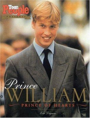 Prince William: Prince of Hearts 9780446675390