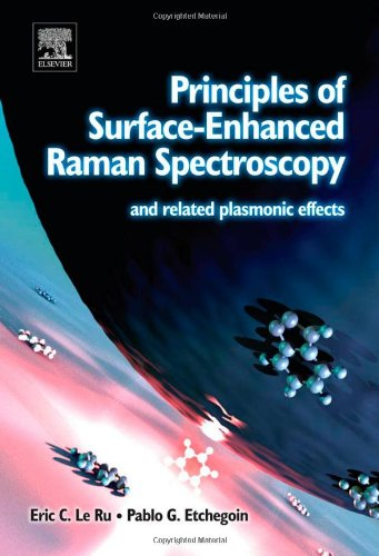 Principles of Surface-Enhanced Raman Spectroscopy: And Related Plasmonic Effects 9780444527790