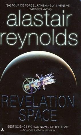 Revelation Space 9780441009428