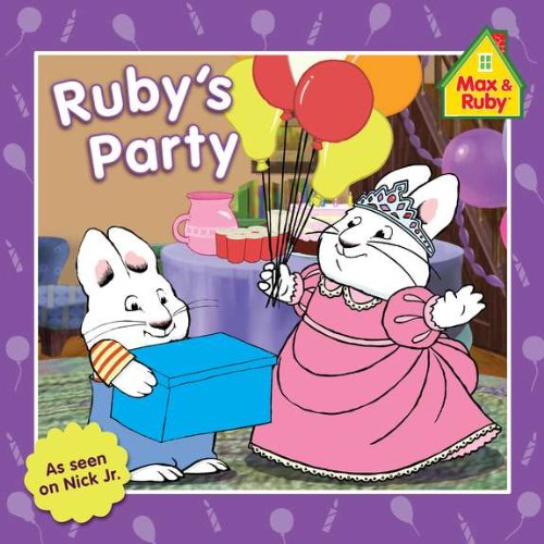 Ruby's Party 9780448456935