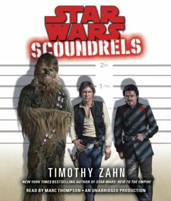 Scoundrels: Star Wars 9780449808344