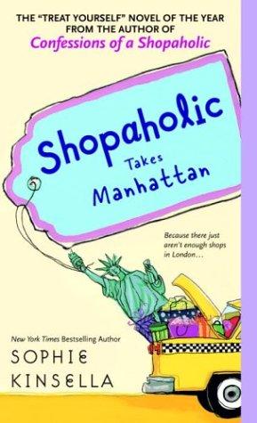 Shopaholic Takes Manhattan 9780440241812
