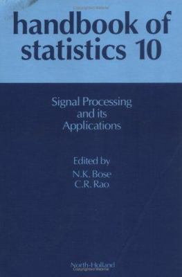 Signal Processing and Its Applications: 9780444892058